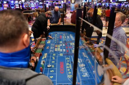 Atlantic City casinos New Jersey restrictions
