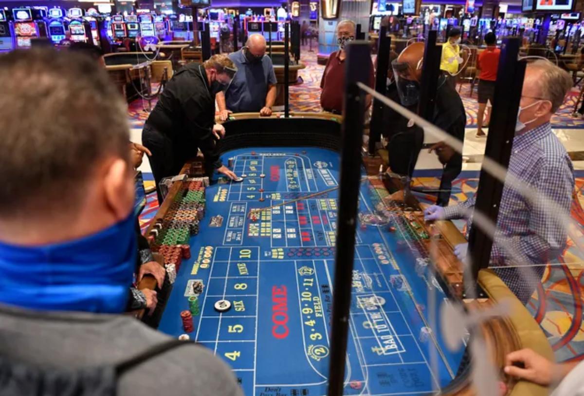 Atlantic City casinos New Jersey restrictions