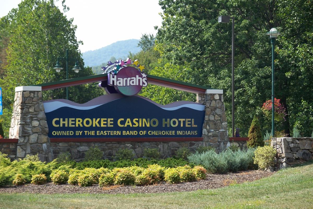 Cherokee casinos North Carolina Harrah's