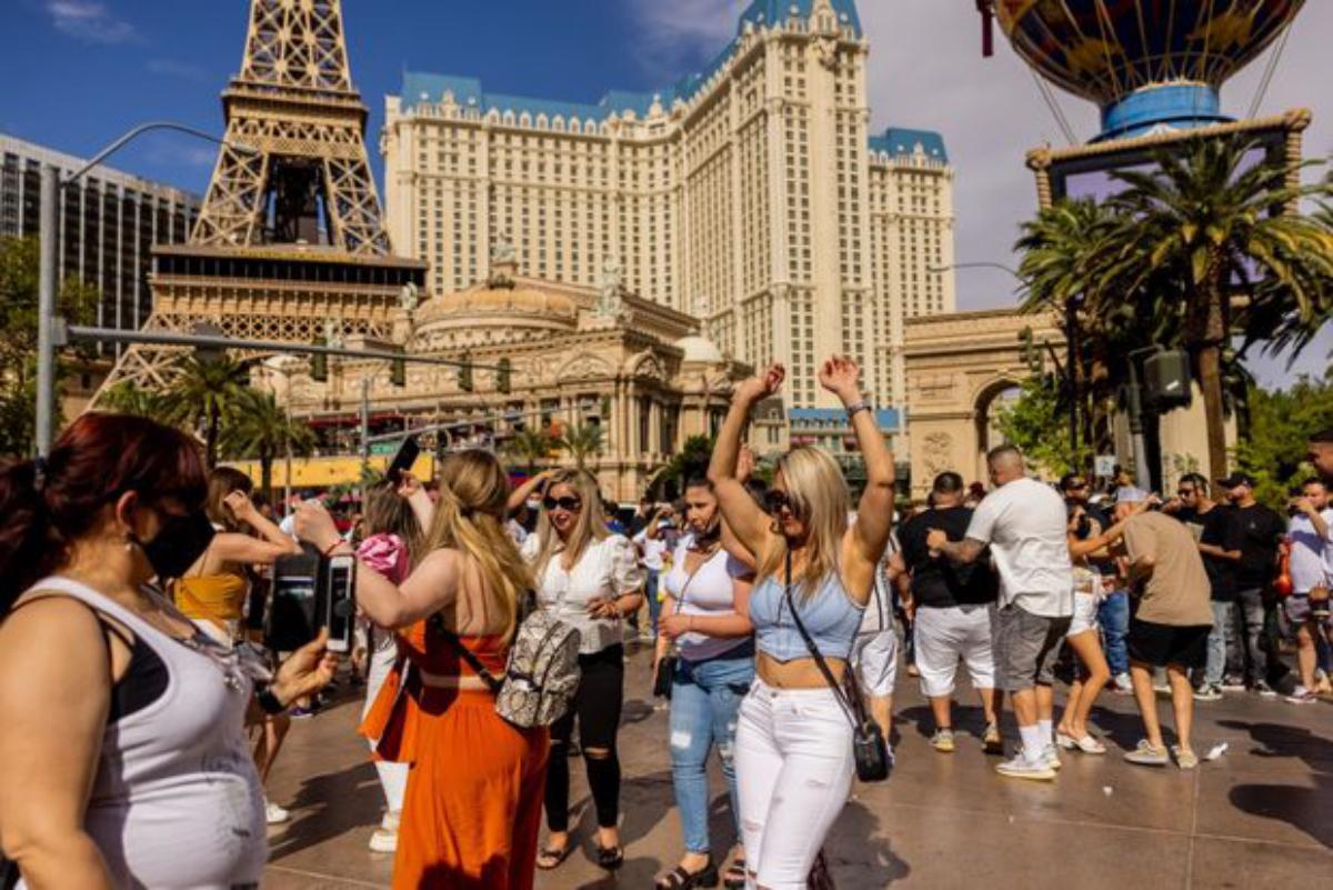 Las Vegas Memorial Day AAA holiday