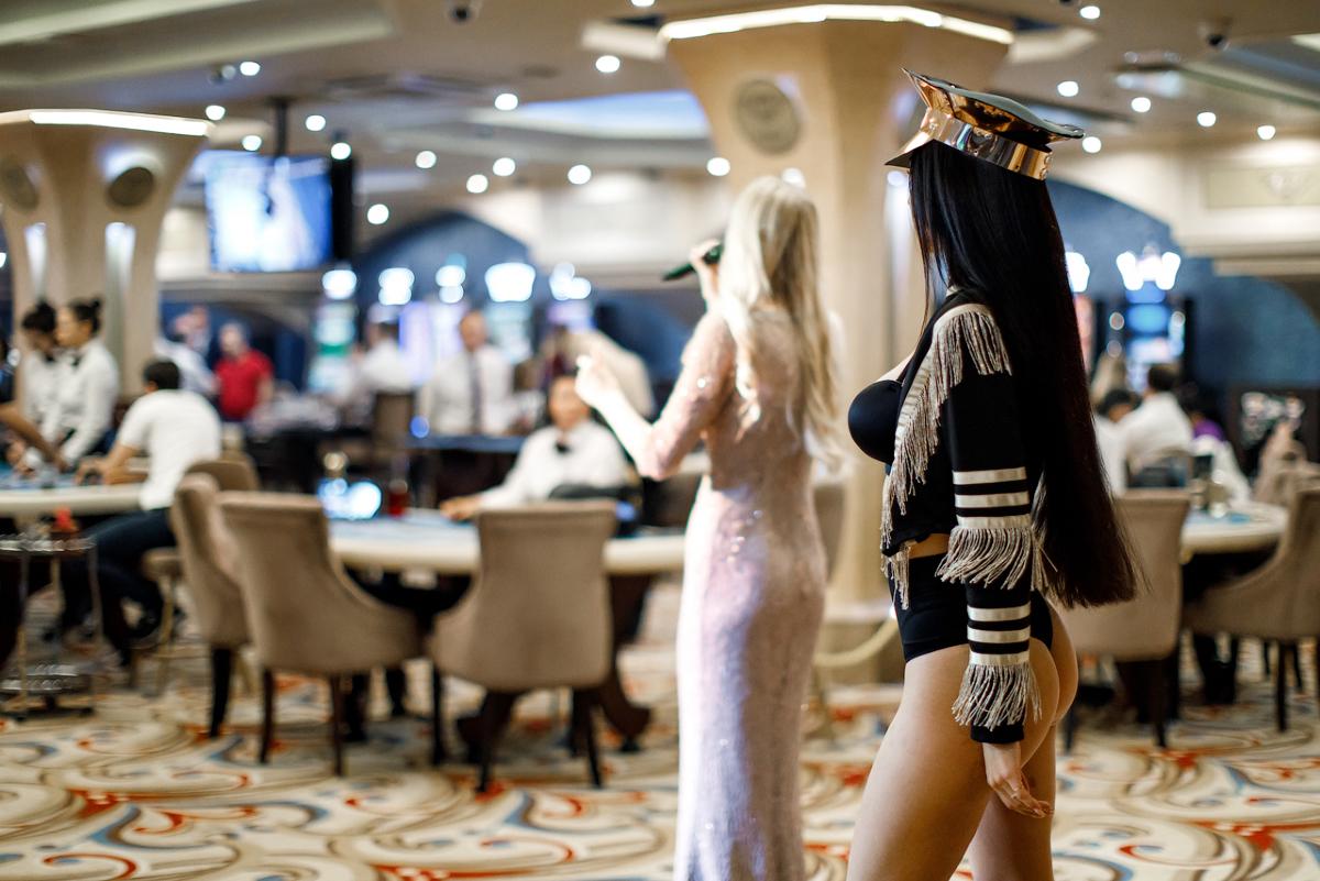 Belarus casino Minsk Ryanair
