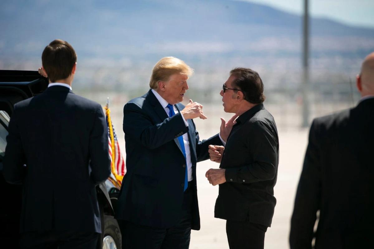 Steve Wynn foreign lobbyist DOJ China