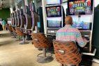 MGM National Harbor gaming patio Maryland