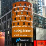 NeoGames Stock Winning Ticket for iLottery Upside