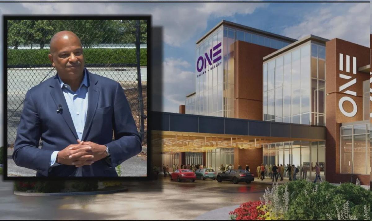 Urban One Richmond casino Virginia