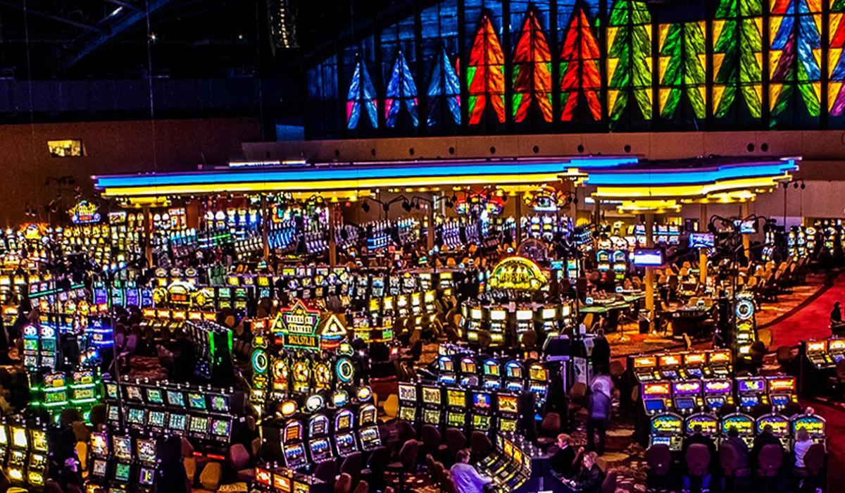 Seneca Nation casinos slot revenue compact