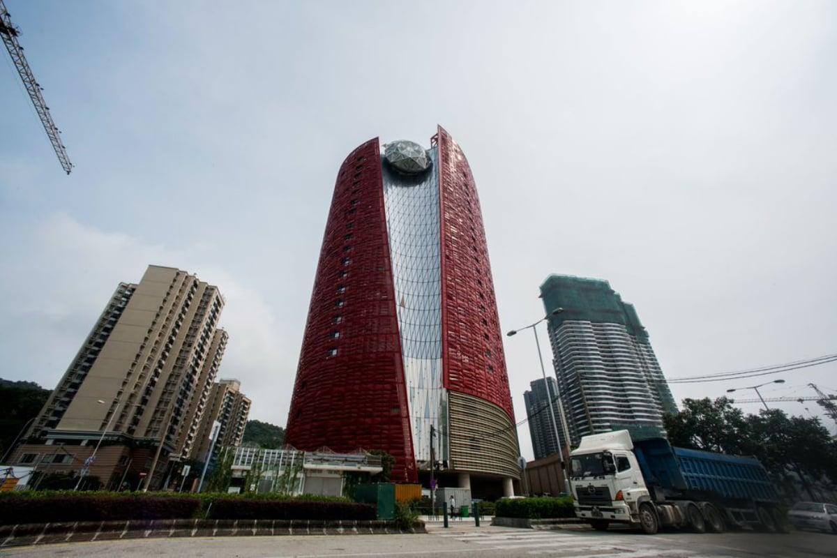 The 13 Macau casino resort hotel