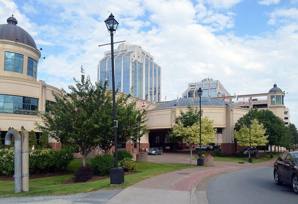 Canadian casinos reopening