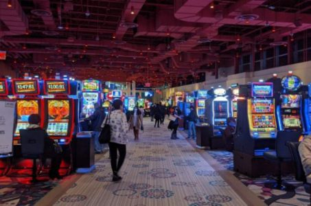 Harrah's Philadelphia casino slot machines