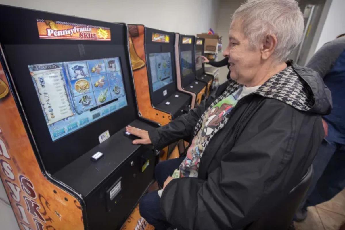 Pennsylvania Skill gaming machine slot