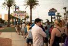 pent-up demand Nevada Las Vegas casino