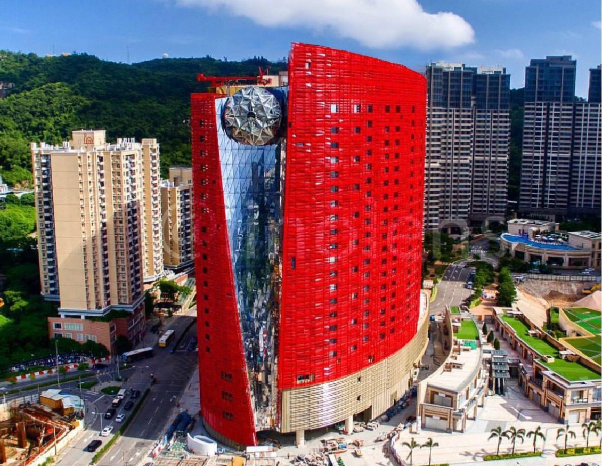 The 13 Macau hotel casino
