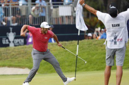 Jon Rahm US Open golf odds