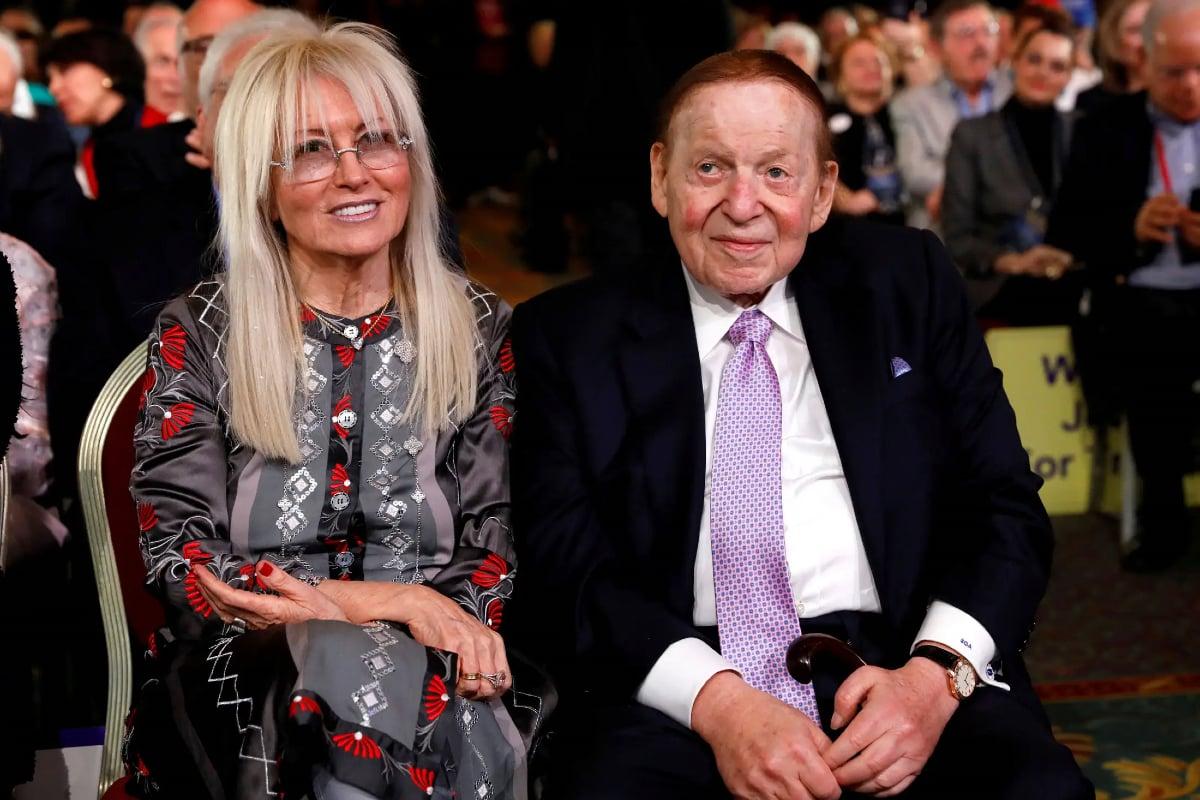 Dr. Miriam Adelson Las Vegas Sands Sheldon