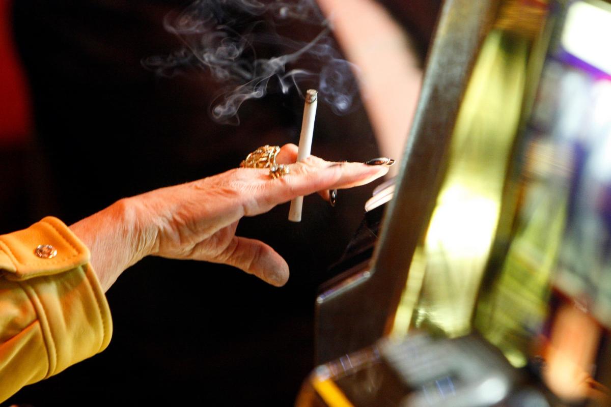 Atlantic City smoking casino gaming