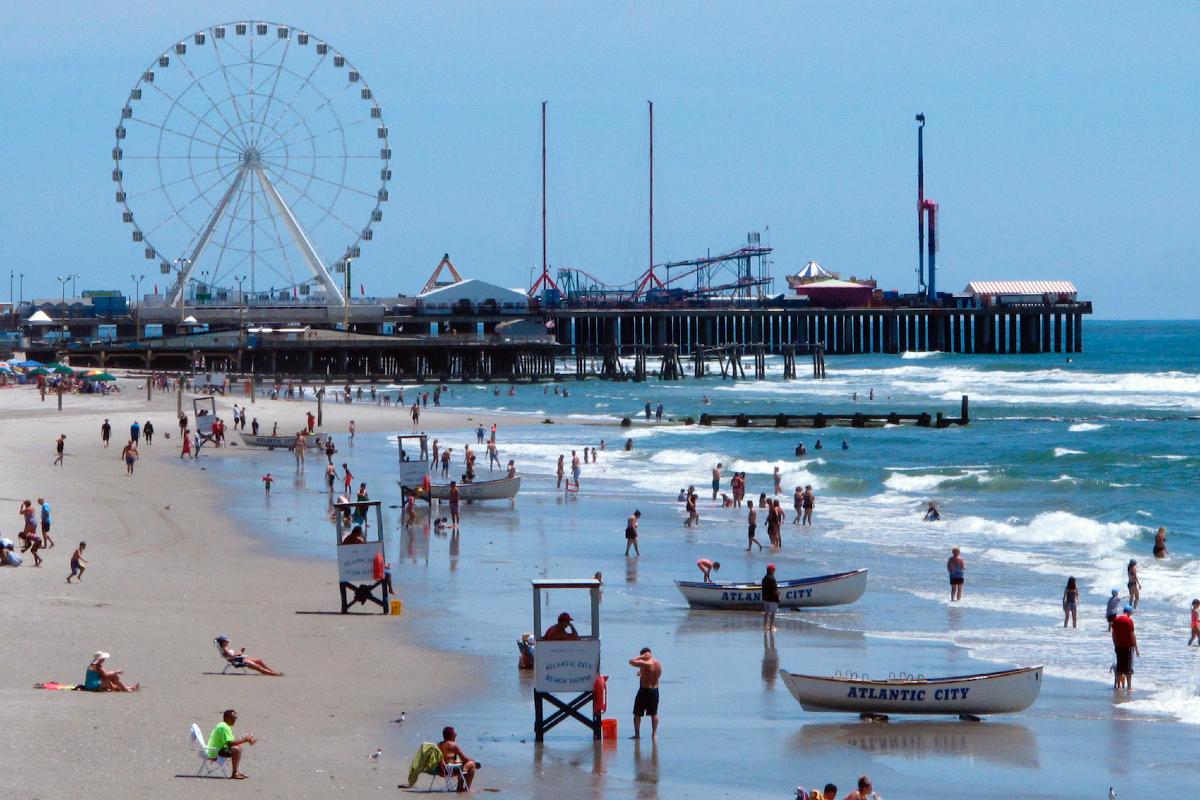 Atlantic City casino tax New Jersey