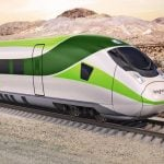 High-Speed Train Construction Delayed Until 2022 on Southern California-Las Vegas Line