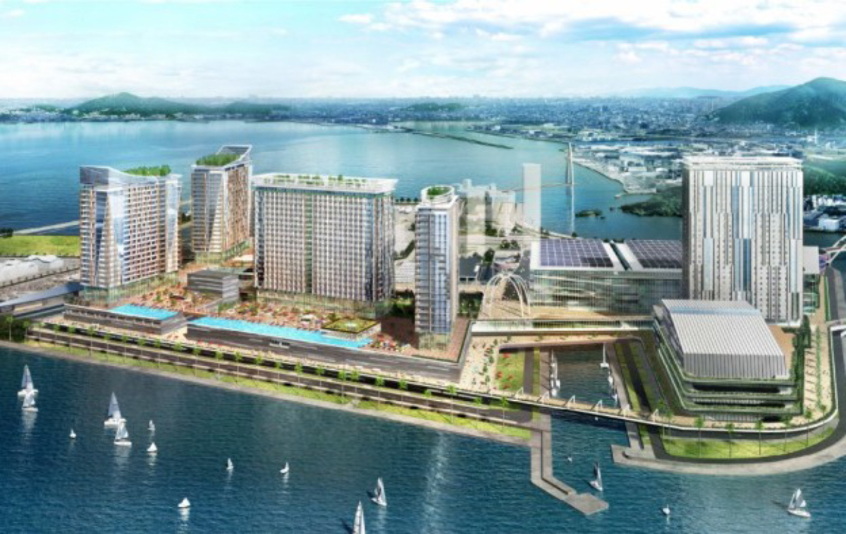 Wakayama casino integrated resort Clairvest