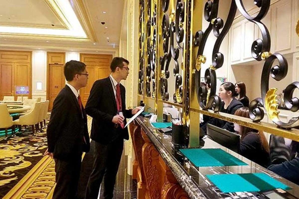 Macau gaming regulator DICJ China