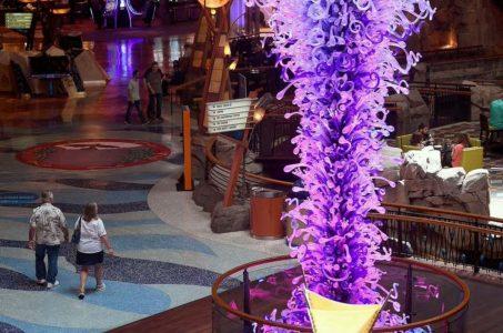 Mohegan Gaming Connecticut Foxwoods casinos
