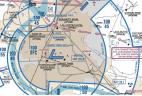 Harry Reid Airport map