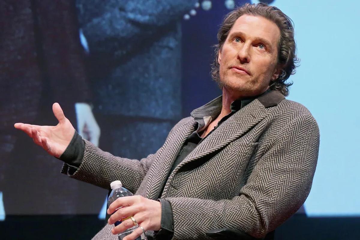 Matthew McConaughey odds Texas governor