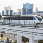 Las Vegas Monorail Back on Track for Convention Center Event