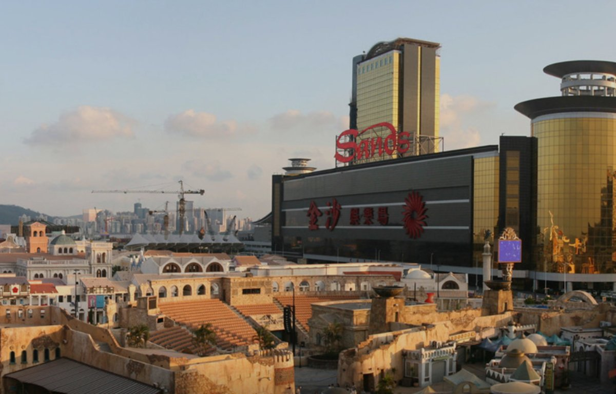 Las Vegas Sands Macau lawsuit