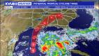 Tropical Storm Claudette