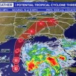 Gulf Coast Casinos Prepare for Storm's Heavy Rainfall