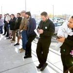 Las Vegas Jobless Rate Second Highest in Nation During April