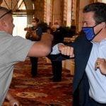 MGM Resorts CEO Bill Hornbuckle Says Las Vegas 'On Fire'