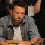 Ben Affleck Returns to Las Vegas's Gaming Tables, Seen at the Wynn