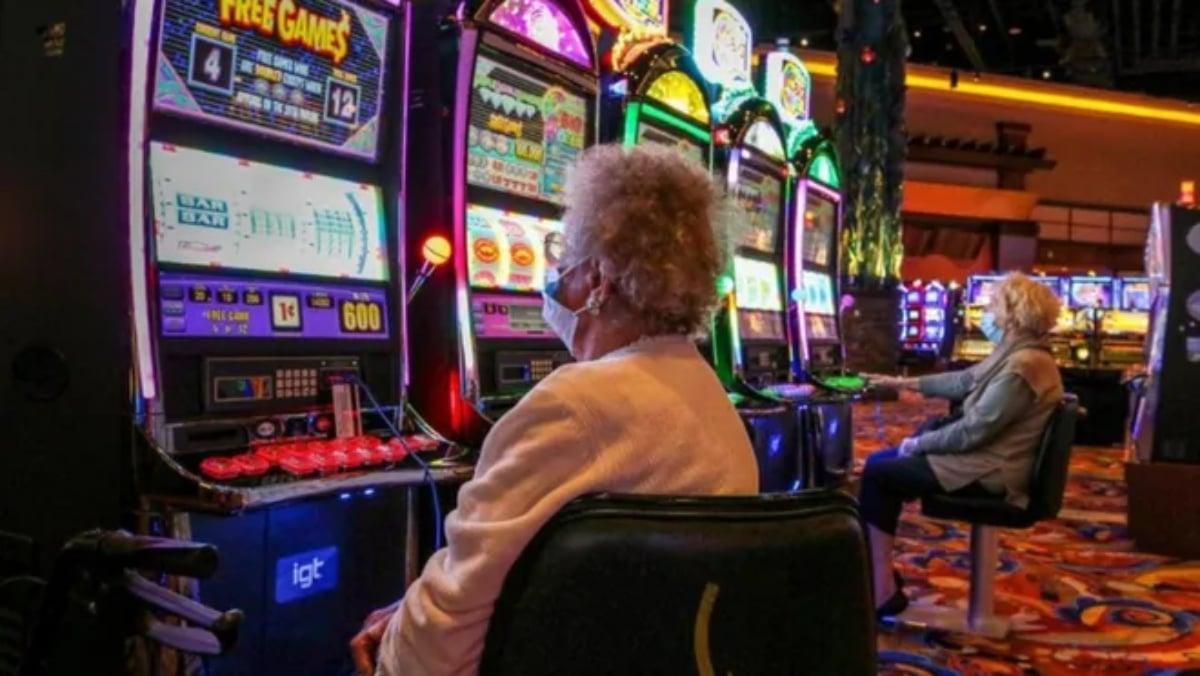 Rhode Island Lottery IGT Bally's