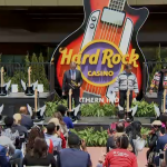 Hard Rock Casino Northern Indiana Struggle Injures Cop's Eye, Face