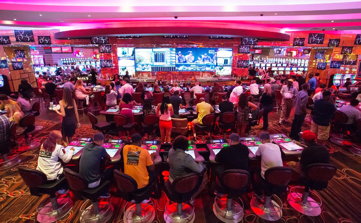 Maryland casino gross gaming revenue GGR