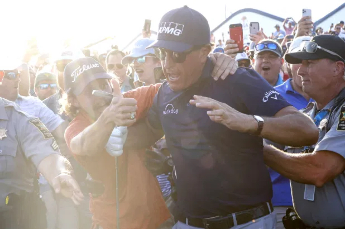 Phil Mickelson odds US Open betting
