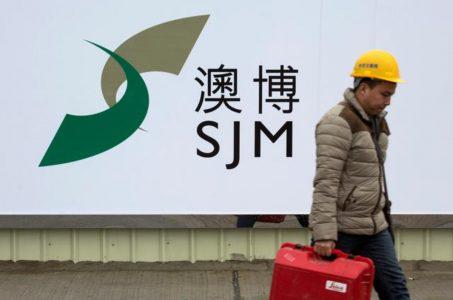 SJM Holdings Macau casino resort