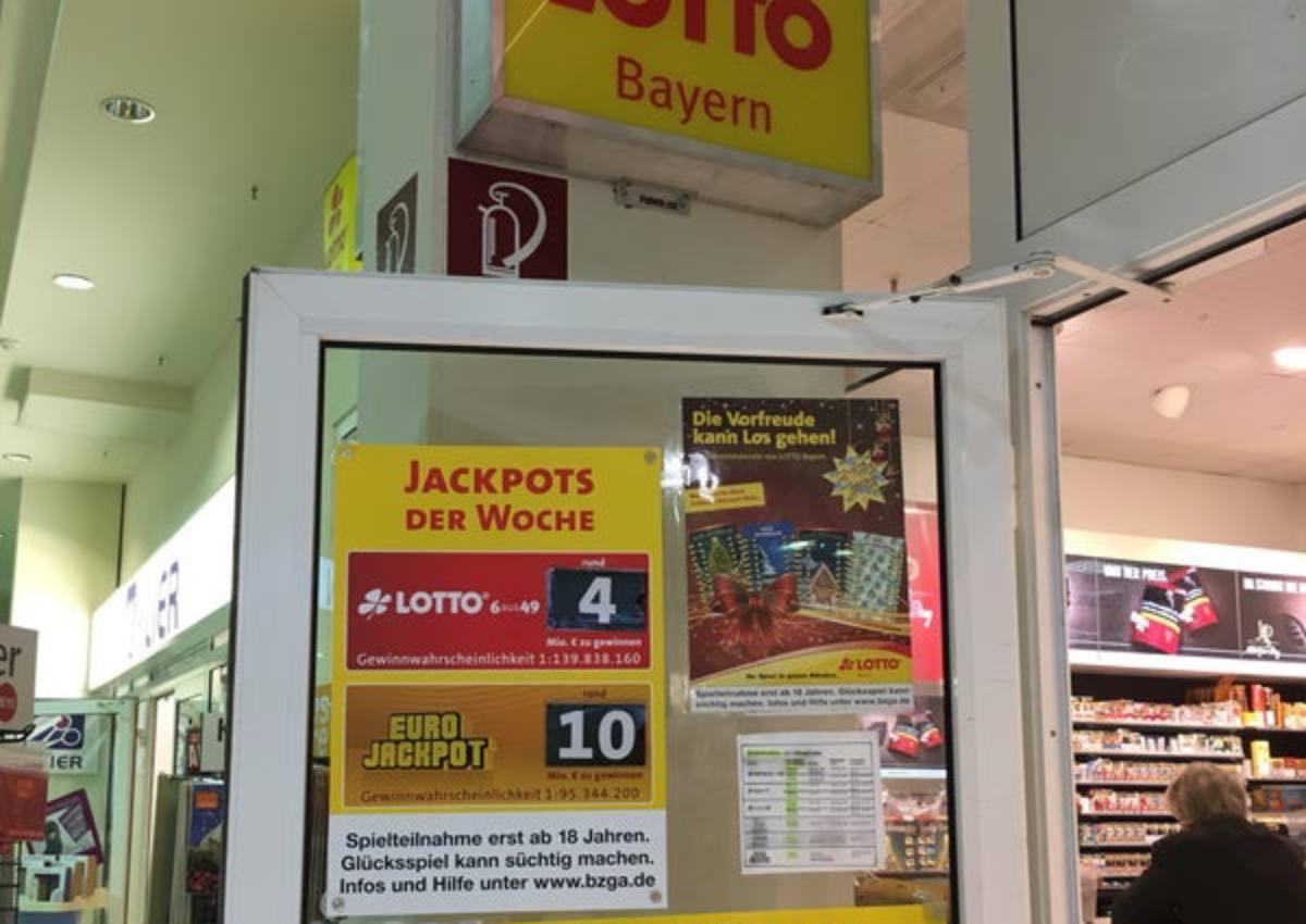 lottery winner Germany lotto