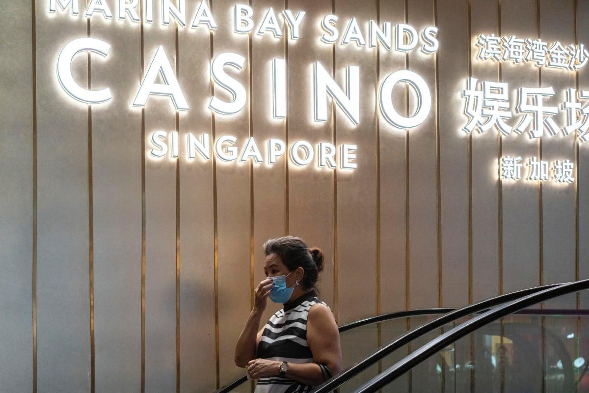Resorts World Sentosa Singapore COVID-19 Sands