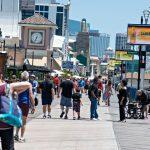 Atlantic City Casino Revenue Down Nine Percent in June Compared with 2019