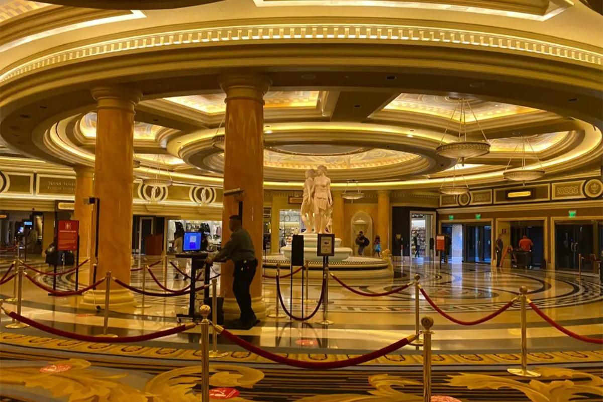 Caesars Palace Las Vegas Strip