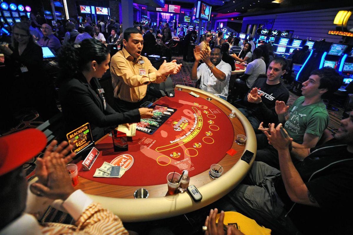 Maryland casinos smoking Atlantic City