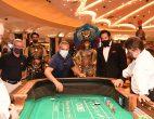 Masks Back in Vegas