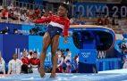 Simone Biles Olympics odds gymnastics