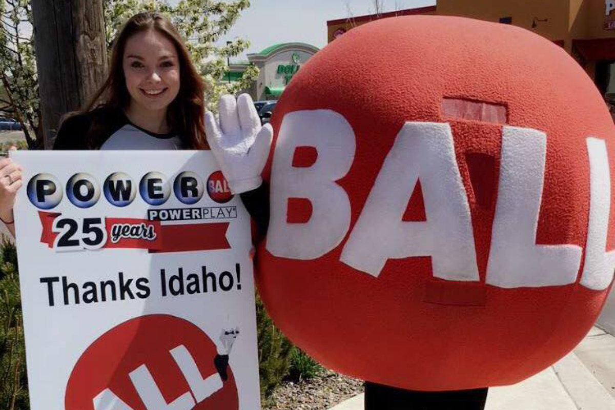 Powerball Idaho Lottery tickets
