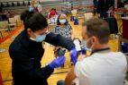 Las Vegas Vaccination Site