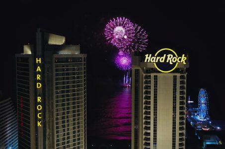 Hard Rock Atlantic City casino Borgata