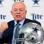 Legal Sports Betting Inevitable in Texas, Jerry Jones Says