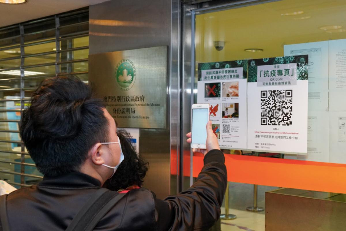 Macau Hong Kong quarantine China